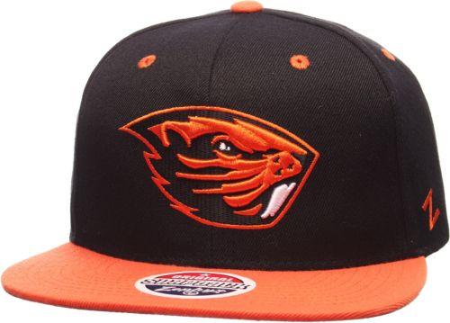 sale retailer 8fdad d237e ... get zephyr mens oregon state beavers orange z11 snapback hat dicks  c4ede 24ed3