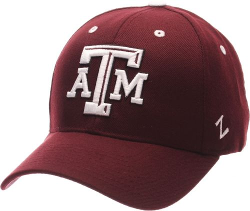 finest selection e72c5 52dca Zephyr Men s Texas A M Aggies Maroon Competitor Adjustable Hat.  noImageFound. Previous