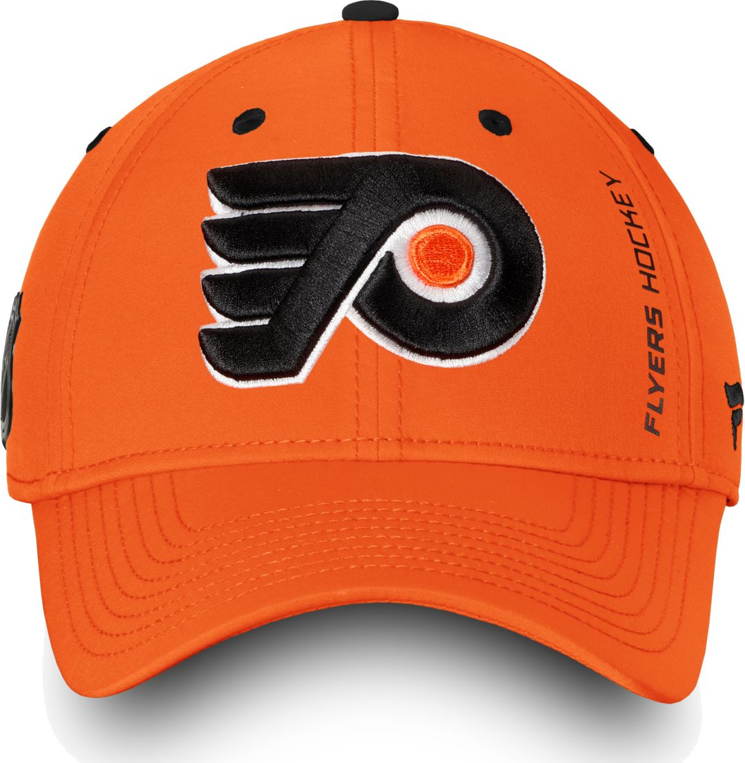 separation shoes 17d03 6cb8c NHL Men s Philadelphia Flyers Authentic Pro Rinkside Speed Orange Flex Hat.  noImageFound. Previous. 1. 2