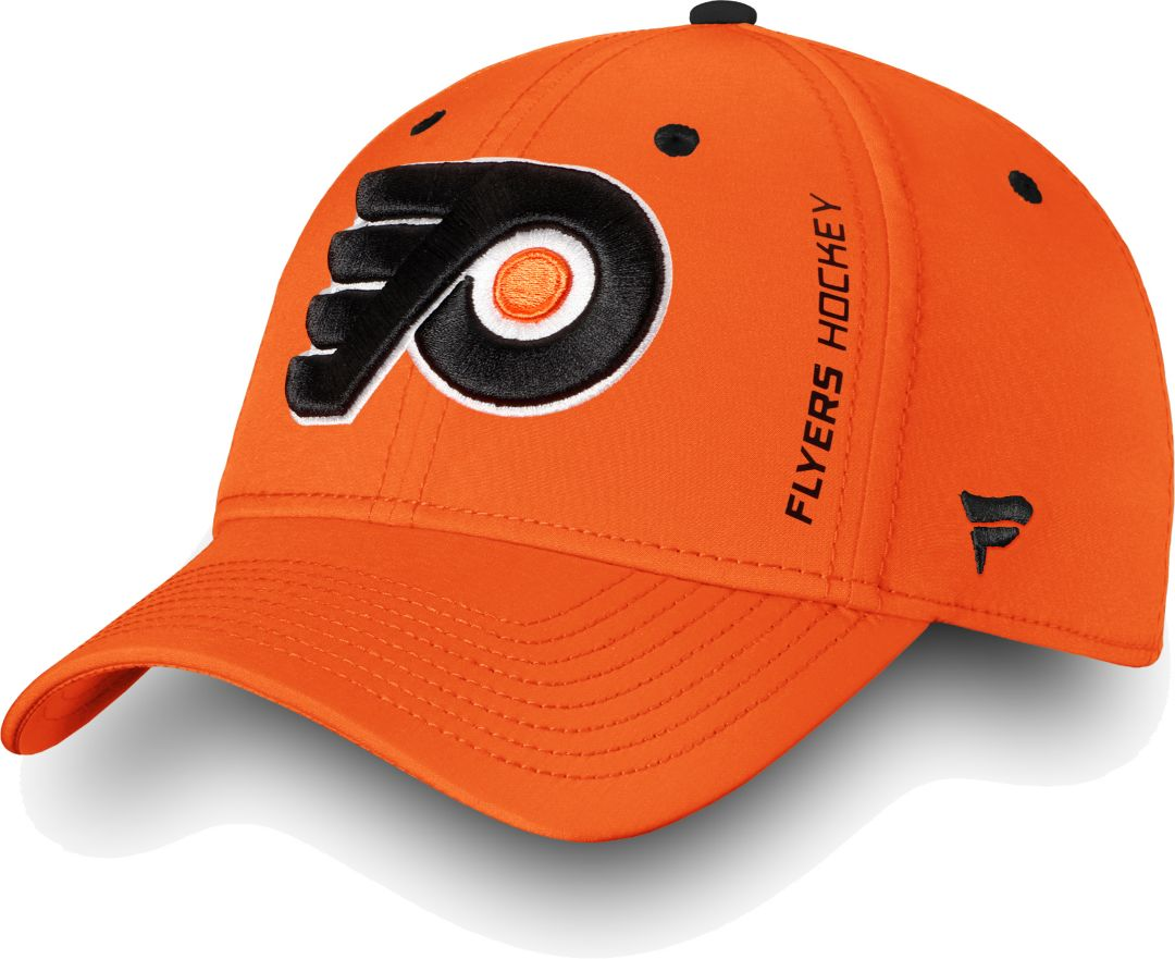 online retailer cf050 e104e NHL Men s Philadelphia Flyers Authentic Pro Rinkside Speed Orange Flex Hat.  noImageFound. Previous. 1. 2. 3