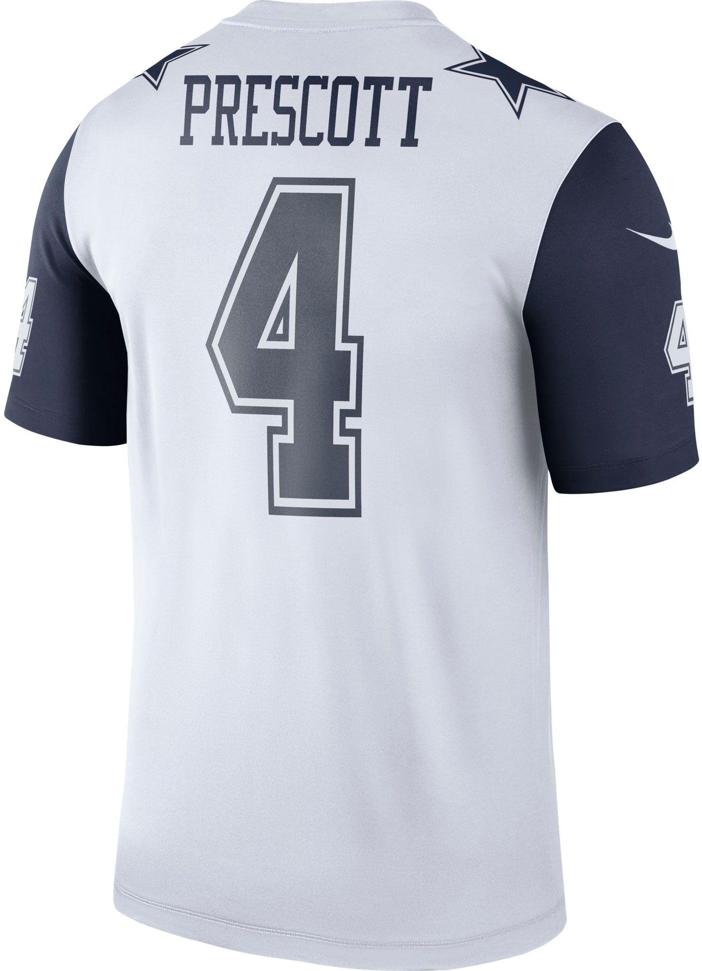 75ebb50b4aa ezekiel elliott jersey color rush Nike Men\u0027s Color Rush Legend Jersey  Dallas Cowboys ...