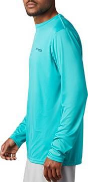 Columbia Men's PFG Terminal Tackle Triangle Long Sleeve Shirt (Regular and Big & Tall) product image