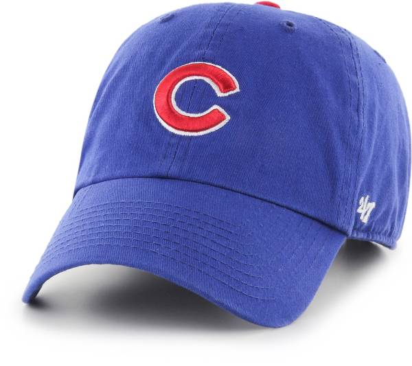 '47 Men's Chicago Cubs Clean Up Royal Adjustable Hat product image