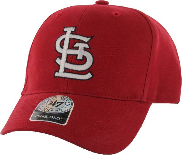 '47 Youth St. Louis Cardinals Basic Red Adjustable Hat product image