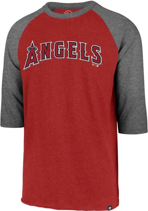 '47 Men's Los Angeles Angels Club Three-Quarter Sleeve Shirt product image