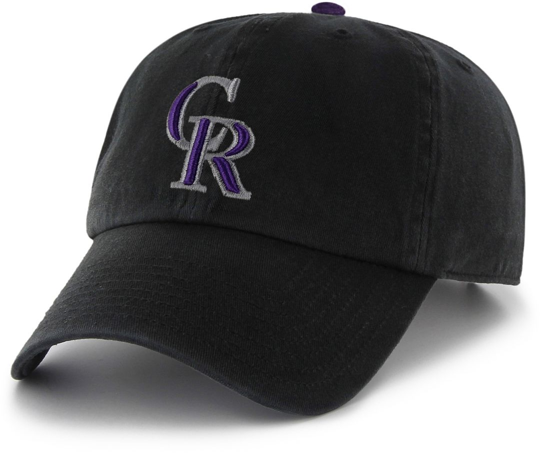 new arrival 0a83e 3aa56 ... Colorado Rockies Clean Up Black Adjustable Hat. noImageFound. Previous