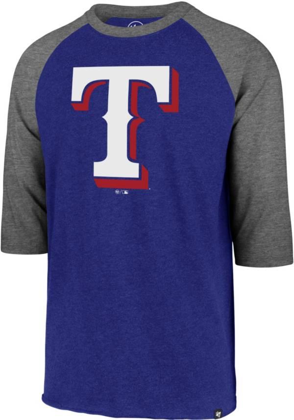 47 Men's Texas Rangers Club Three-Quarter Sleeve T-Shirt product image