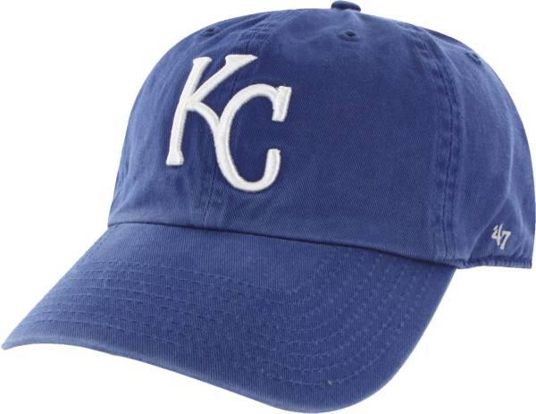'47 Men's Kansas City Royals Clean Up Royal Adjustable Hat product image