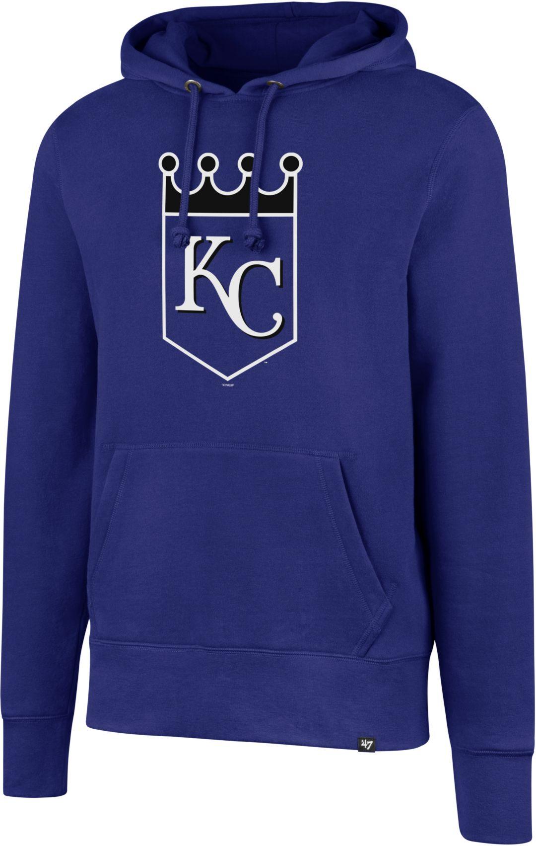 new style 1f770 91d29  47 Men s Kansas City Royals Headline Pullover Hoodie. noImageFound.  Previous