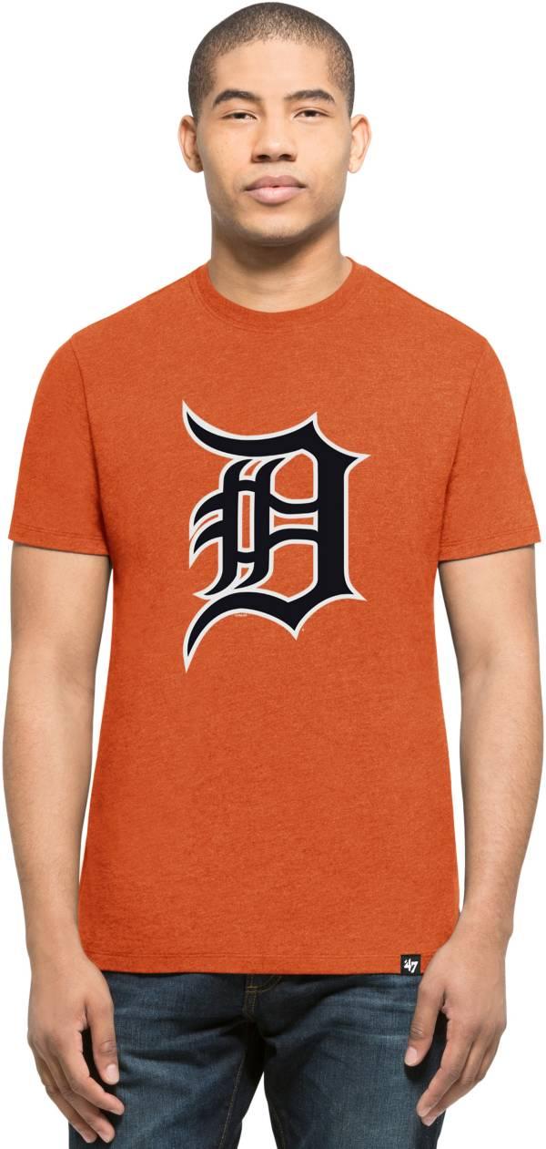 '47 Men's Detroit Tigers Orange Club T-Shirt product image