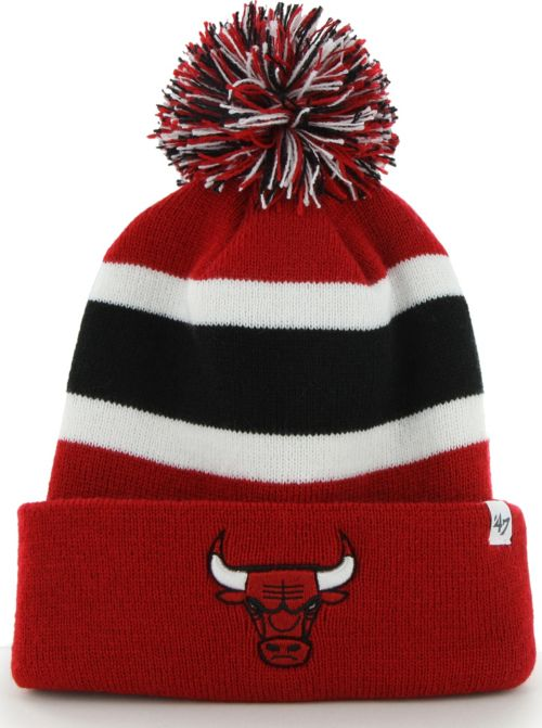 68950b01108  47 Men s Chicago Bulls Breakaway Knit Hat