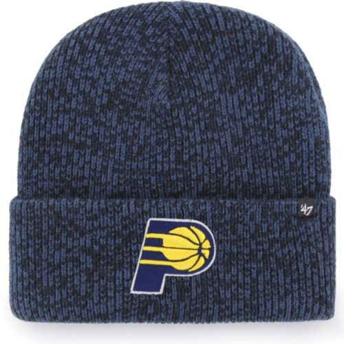 online retailer 0a953 075d0 47 Men s Indiana Pacers Navy Knit Hat   DICK S Sporting Goods