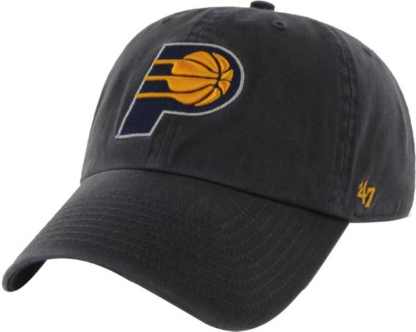 '47 Men's Indiana Pacers Clean Up Navy Adjustable Hat product image