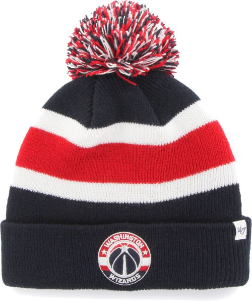 ... Wizards Breakaway Knit Hat. noImageFound. Previous f6109c1649e
