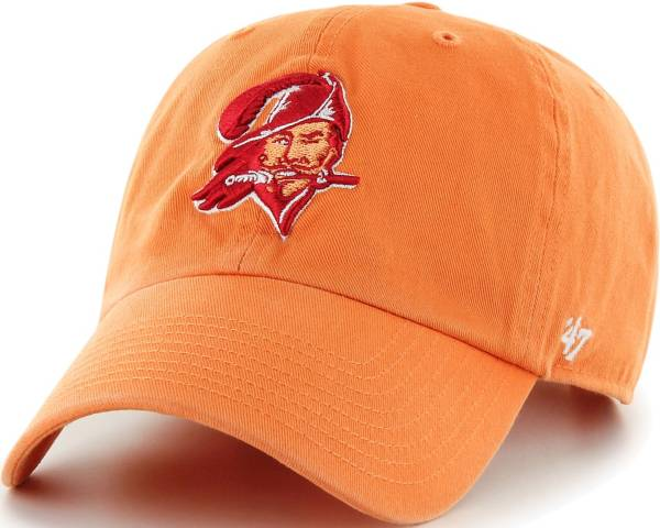 '47 Men's Tampa Bay Bucaneers Legacy Clean Up Orange Adjustable Hat product image