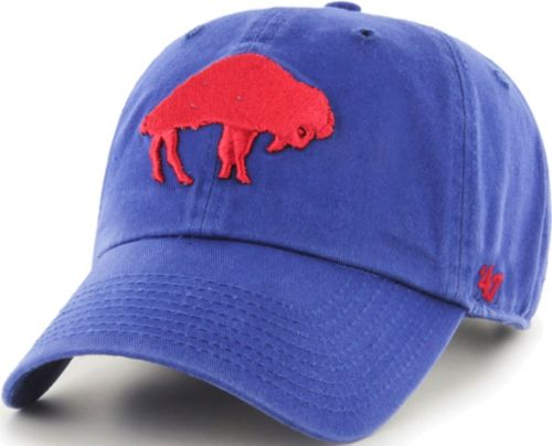 dafb10a523b ... Buffalo Bills Legacy Clean Up Royal Adjustable Hat. noImageFound.  Previous