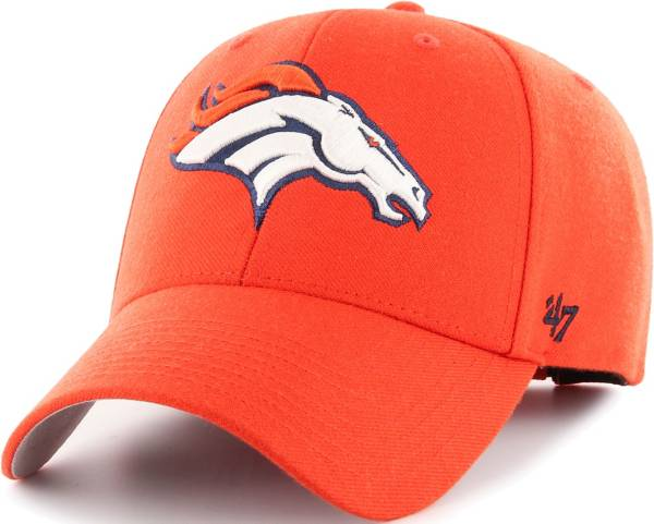 '47 Men's Denver Broncos MVP Orange Adjustable Hat product image