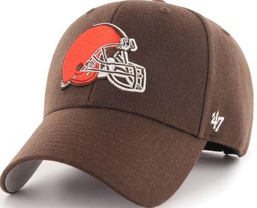 47 Men s Cleveland Browns MVP Brown Adjustable Hat  30f1fd69e