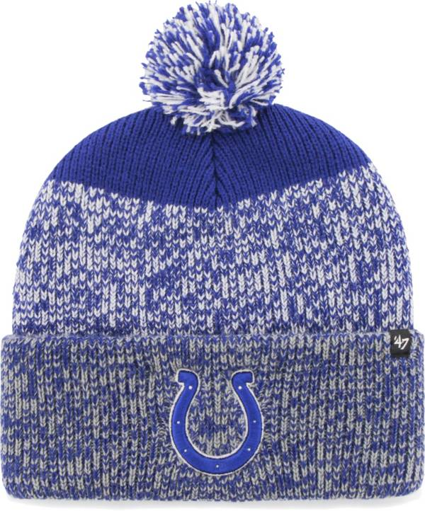 '47 Men's Indianapolis Colts Static Cuffed Knit product image