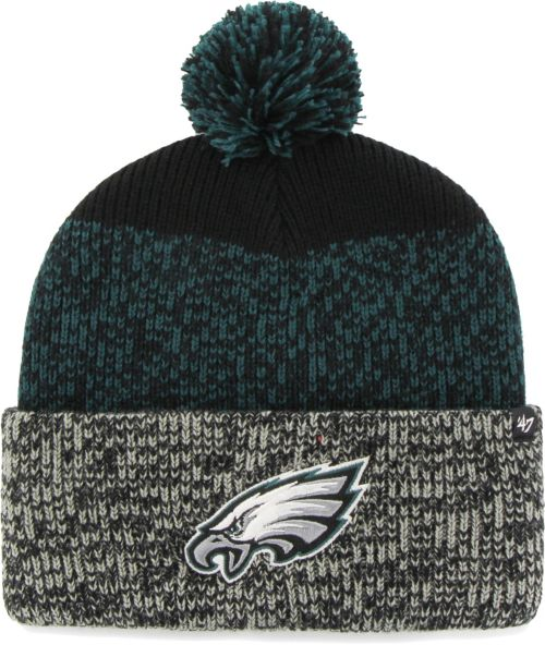 20843d41648ae  47 Men s Philadelphia Eagles Static Cuffed Knit. noImageFound. Previous