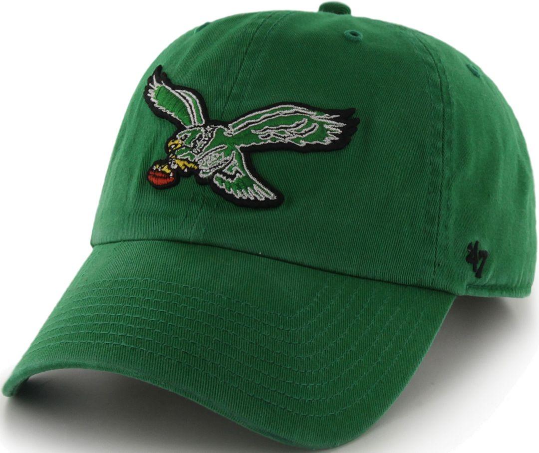 983bb728 '47 Men's Philadelphia Eagles Legacy Clean Up Adjustable Hat