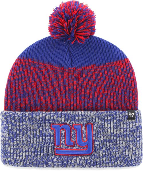 c159330ccc0  47 Men s New York Giants Static Cuffed Knit. noImageFound. Previous