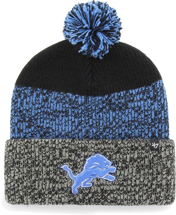 '47 Men's Detroit Lions Static Cuffed Knit product image