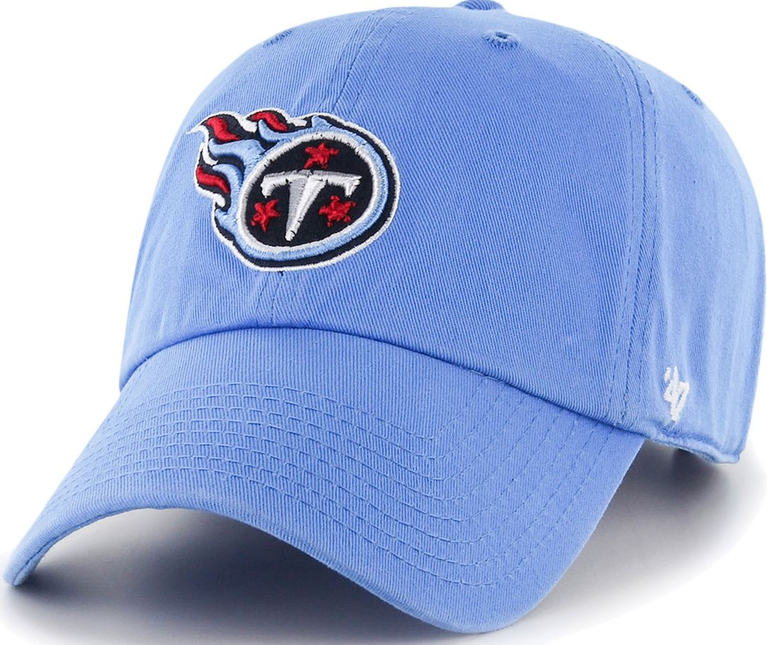 on sale 73bf5 d6317  47 Men s Tennessee Titans Clean Up Blue Adjustable Hat. noImageFound.  Previous