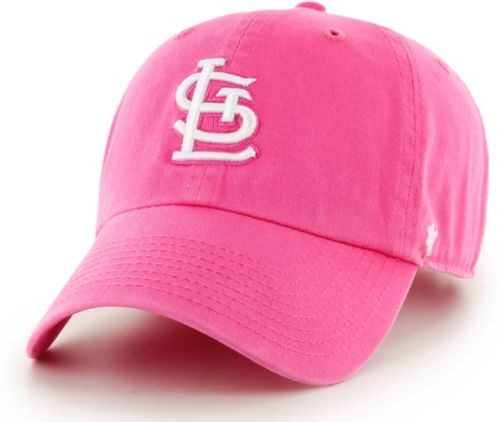 wholesale dealer aacf8 5b8e9 australia cardinals pink caddy fitted hat by american needle 8efa5 9bf78   clearance 47 womens st. louis cardinals clean up pink adjustable hat e04bc  4f9e3