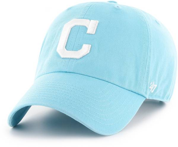 '47 Women's Cleveland Indians Clean Up Adjustable Hat product image