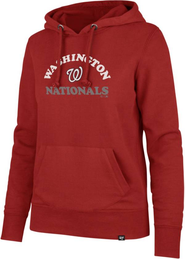 '47 Women's Washington Nationals Headline Pullover Hoodie product image