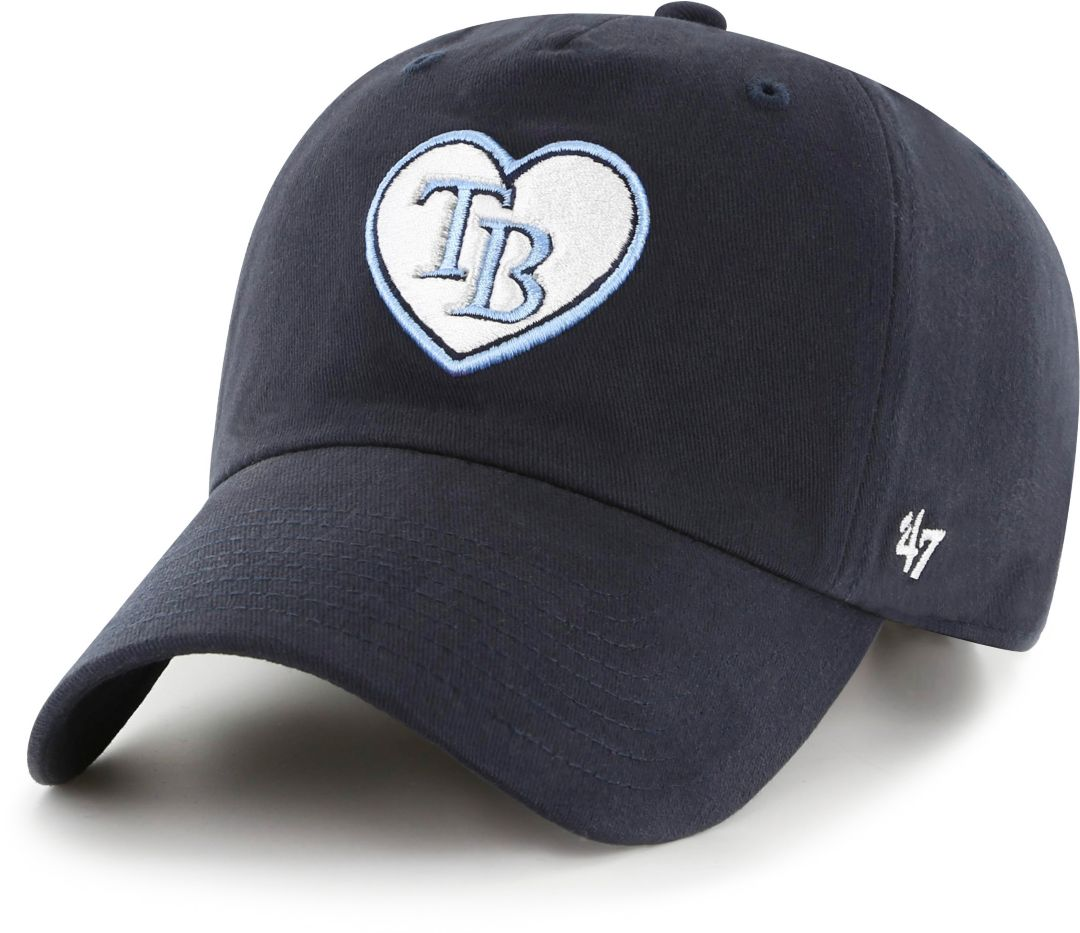 fb523b38 '47 Women's Tampa Bay Rays Courtney Clean Up Adjustable Hat