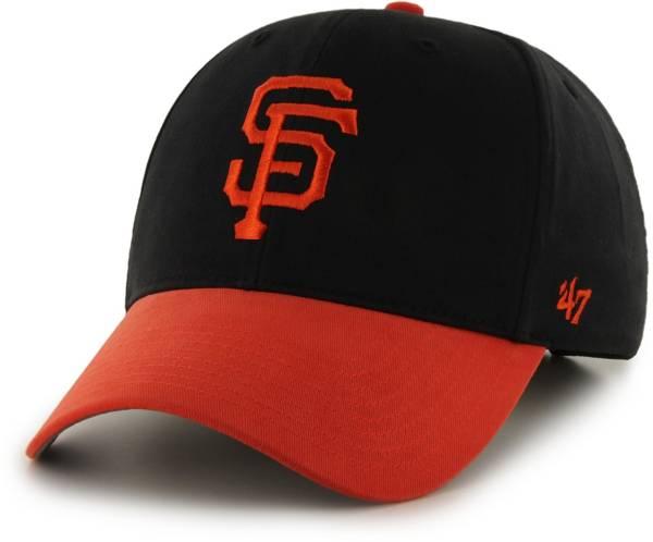 '47 Youth San Francisco Giants Basic Black Adjustable Hat product image