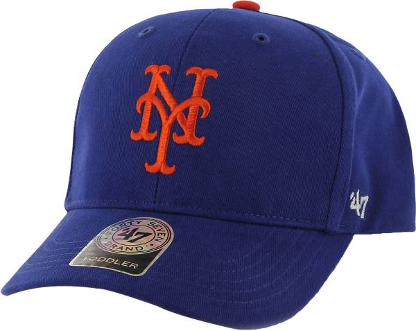 '47 Youth New York Mets Basic Royal Adjustable Hat product image