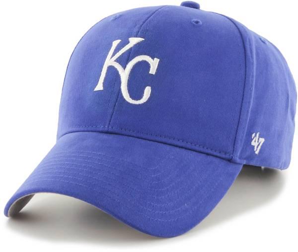 '47 Youth Kansas City Royals Basic Royal Adjustable Hat product image