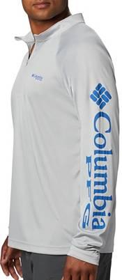 Columbia Men's Terminal Tackle Quarter Zip Long Sleeve Shirt product image