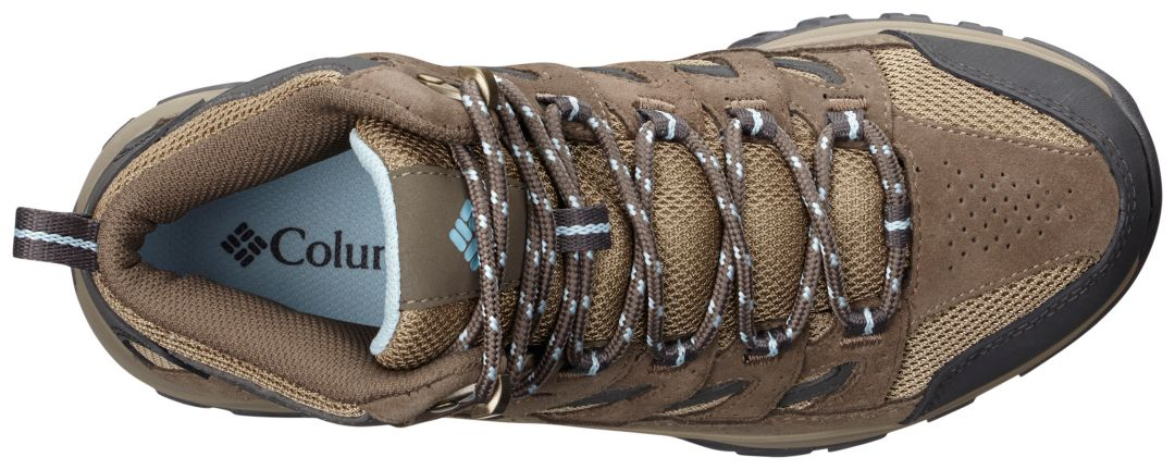 35a9761c24a Columbia Women's Crestwood Mid Waterproof Hiking Boots