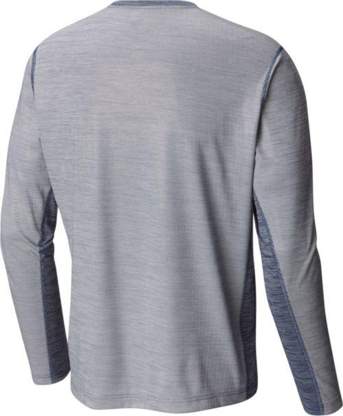 Columbia Men s Solar Chill Long Sleeve Shirt  80030ca5cd6