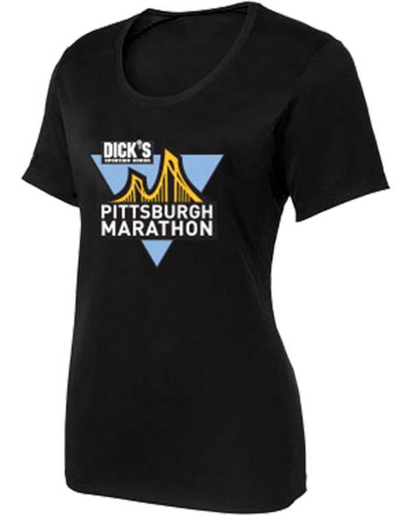 Brooks Women's Pittsburgh Marathon T-Shirt product image
