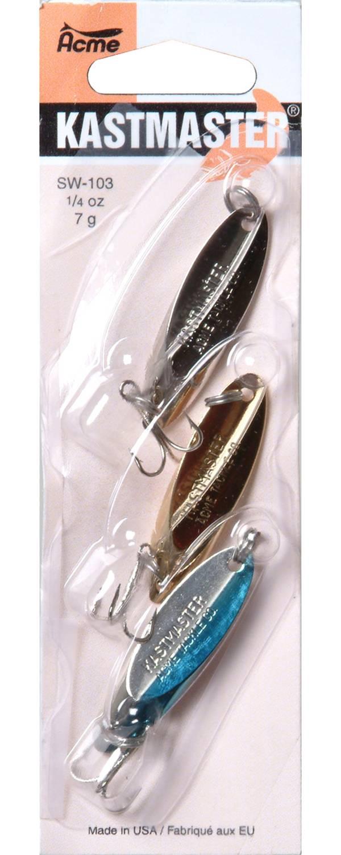 Acme Kastmaster Spoon Kit – 3 Pack product image