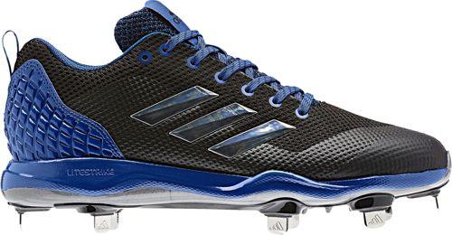 8d759b61982 adidas Men s Poweralley 5 Metal Baseball Cleats