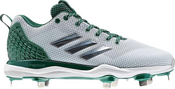 adidas Men's Poweralley 5 Metal Baseball Cleats product image