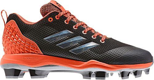 huge discount 18d6b 612dd adidas Men s Poweralley 5 Baseball Cleats