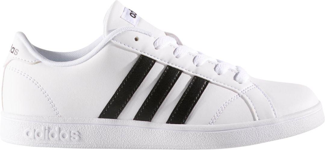 outlet store 9656c 54f3a adidas Neo Kids  Preschool Baseline Shoes 1