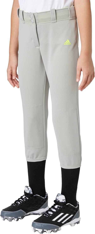 adidas Girls' Destiny Softball Pants product image