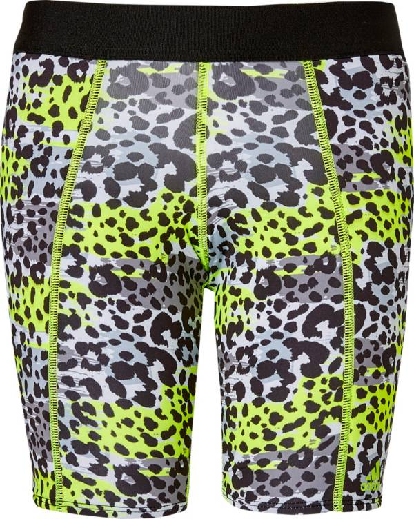 adidas Girls' Destiny Printed Sliding Shorts product image