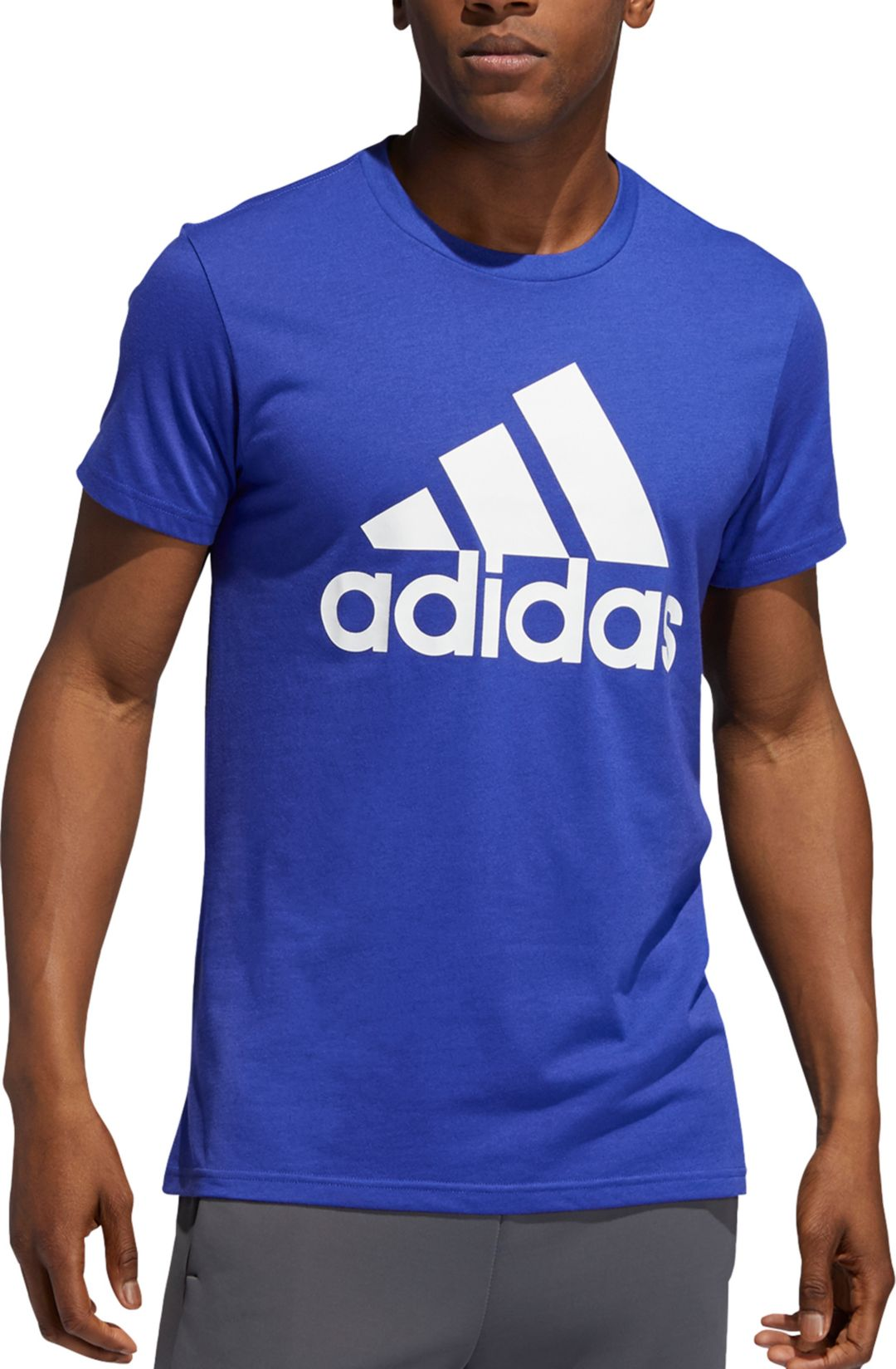 eac4e9fc0 adidas Men's Badge Of Sport Classic T-Shirt | DICK'S Sporting Goods