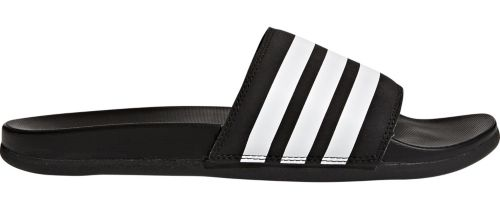 newest e5fc3 d09be adidas Men s Adilette CloudFoam Plus Slides