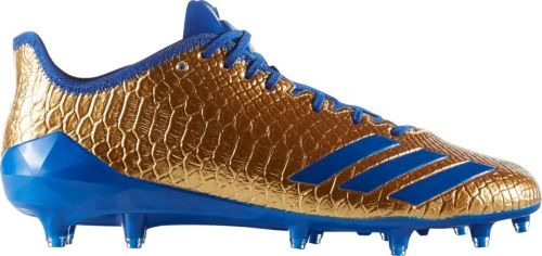 d83020f9cb6 adidas Men s adizero 5-Star 6.0 Gold Football Cleats