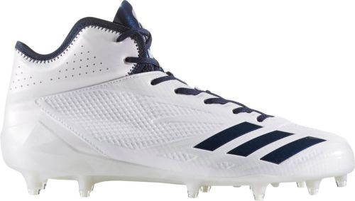 the latest 9d32b 33c88 adidas Mens adizero 5-Star 6.0 Mid Football Cleats